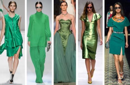 Pantone Verde Esmeralda